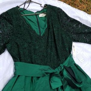 Eliza J women's  dress size  24 with matching shoe